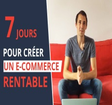 creer un e-commerce rentable